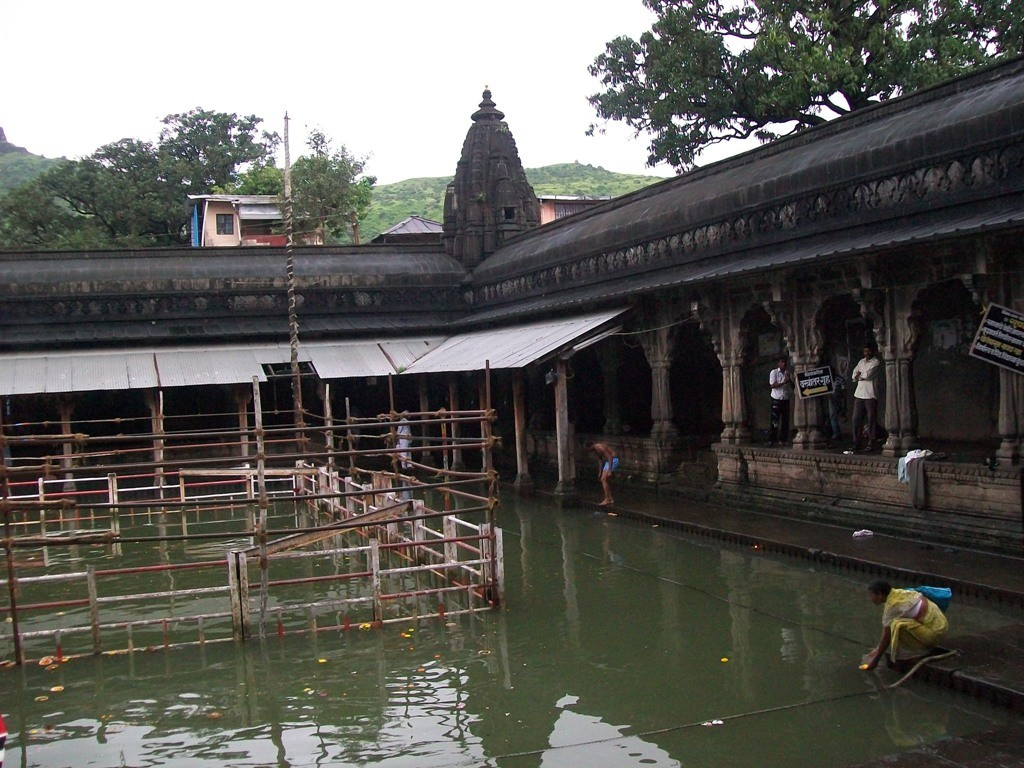 Gautam Kunda at trimbak