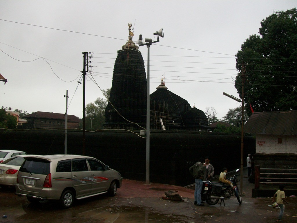 trimbakesware Temple