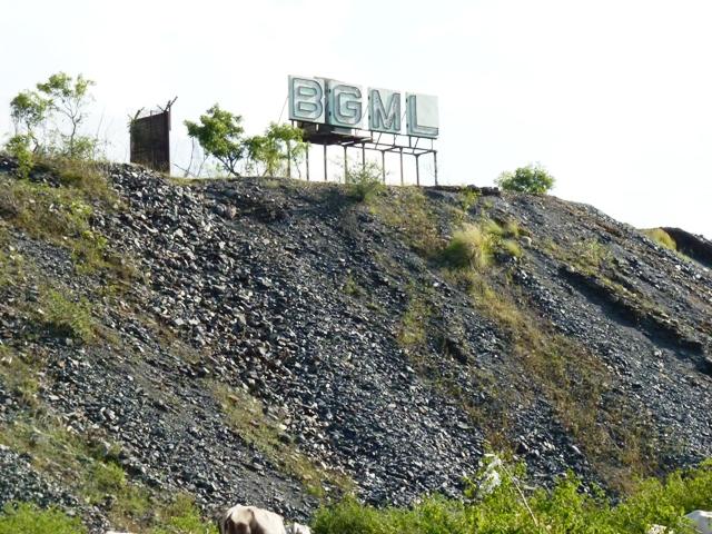kolar gold mines