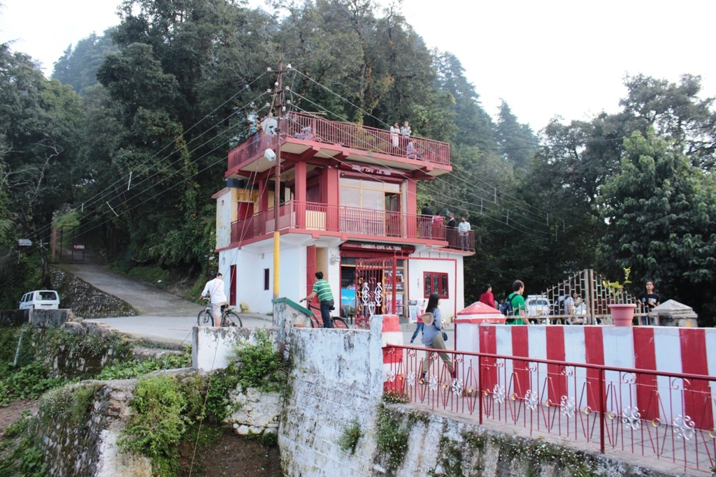 Lal Tibba mussoorie