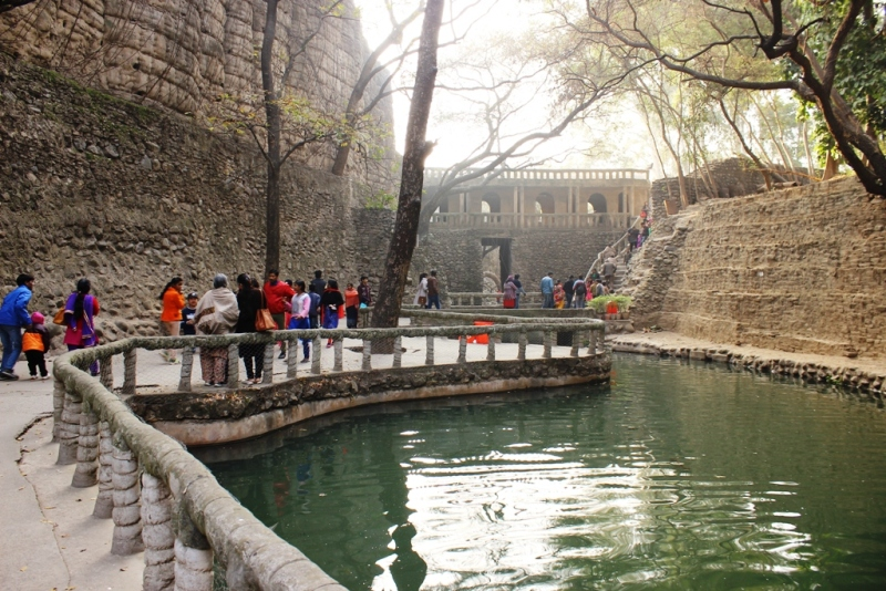 Rock Garden Of Chandigarh We Tour India