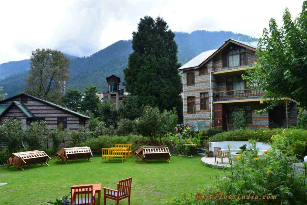 Johnson Lodge- Manali
