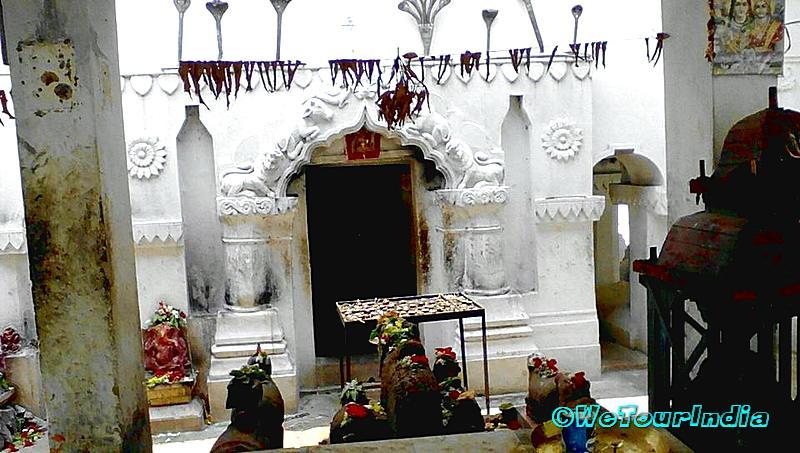 Nandi Hume Temple
