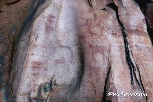 Bhimbetka paintings