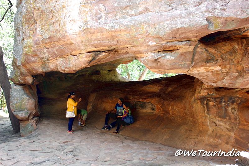 Rock shelter of Bhimbetka